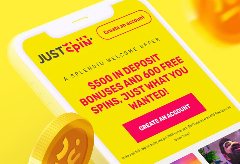 JustSpin.com
